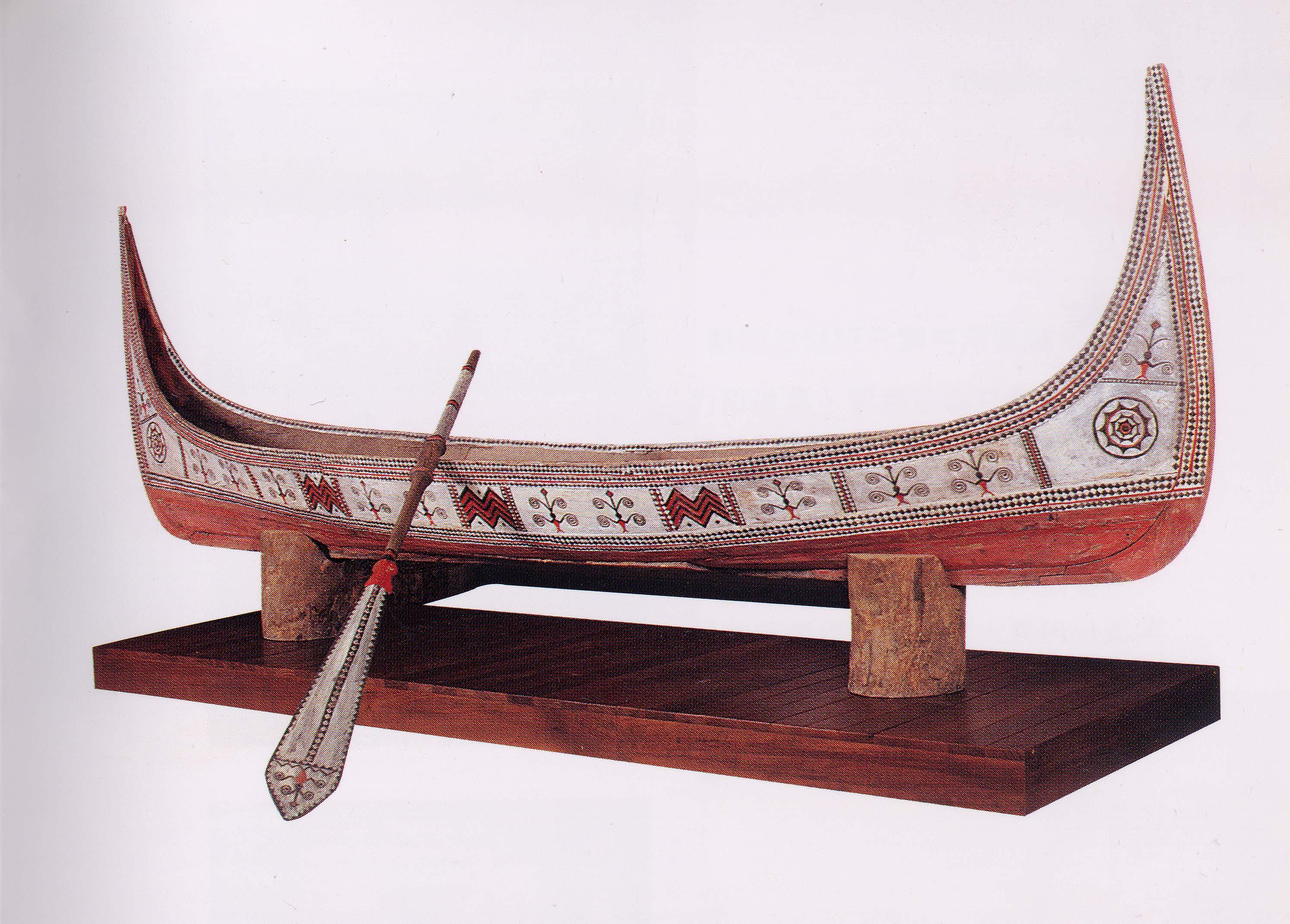 从兰屿独木舟一窥雅美族人的生活
